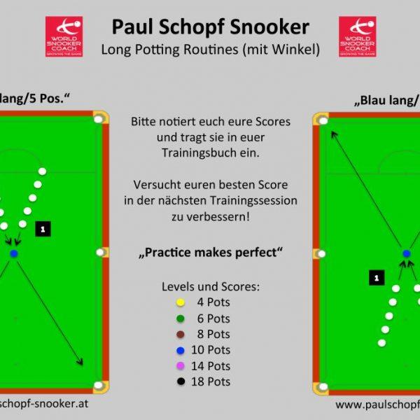 Paul Schopf Snooker – Trainingsübungen und Mentale Tipps-111