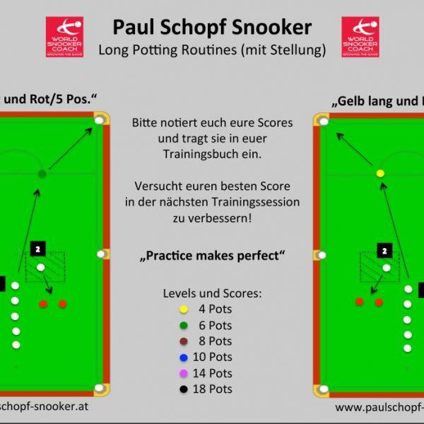 Paul Schopf Snooker – Trainingsübungen und Mentale Tipps-117