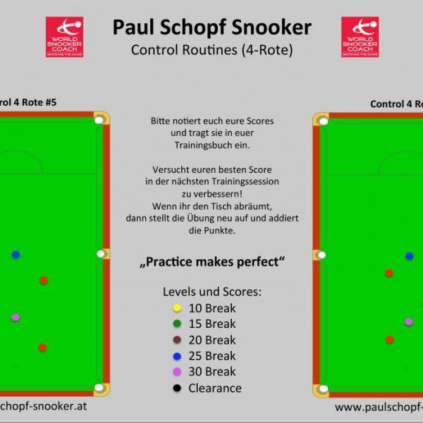 Paul Schopf Snooker – Trainingsübungen und Mentale Tipps-46