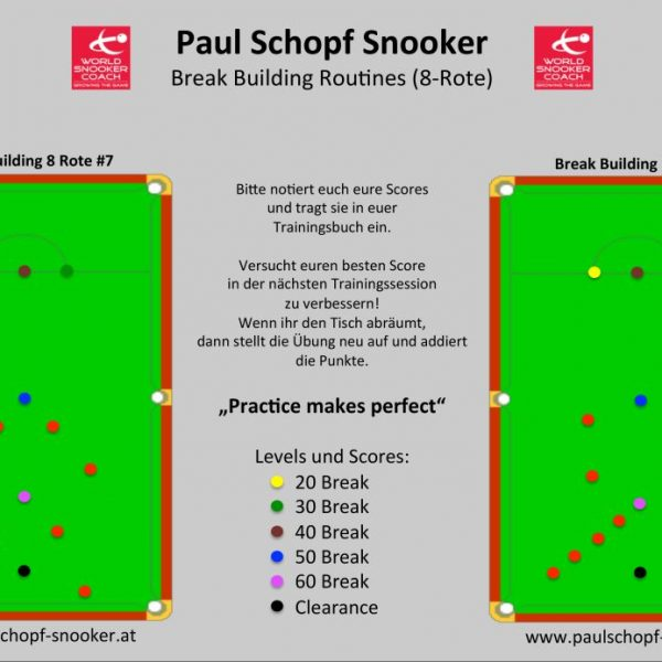 Paul Schopf Snooker – Trainingsübungen und Mentale Tipps-68